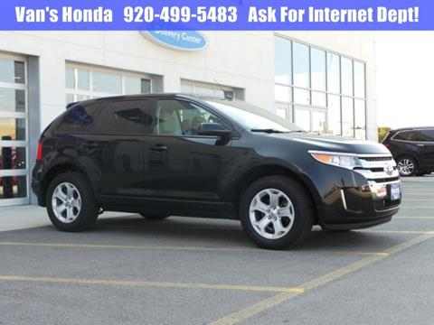 2014 Ford Edge for sale in Green Bay WI