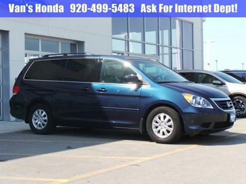 2009 Honda Odyssey for sale in Green Bay WI