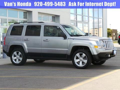 2014 Jeep Patriot for sale in Green Bay WI