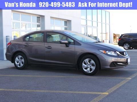 2014 Honda Civic for sale in Green Bay WI