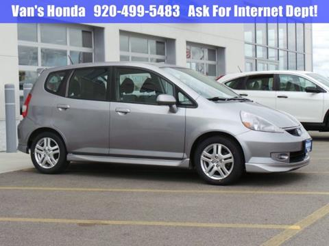 2007 Honda Fit for sale in Green Bay WI