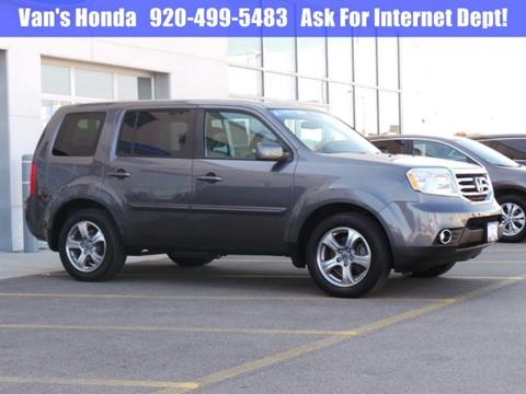 2014 Honda Pilot for sale in Green Bay, WI