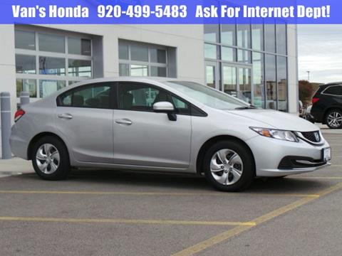 2014 Honda Civic for sale in Green Bay WI