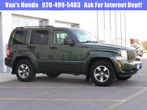 2008 Jeep Liberty for sale in Green Bay WI