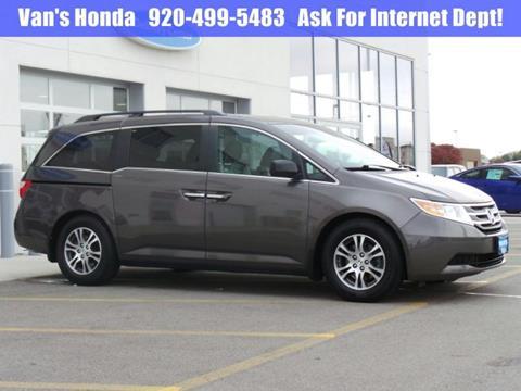 2011 Honda Odyssey for sale in Green Bay, WI