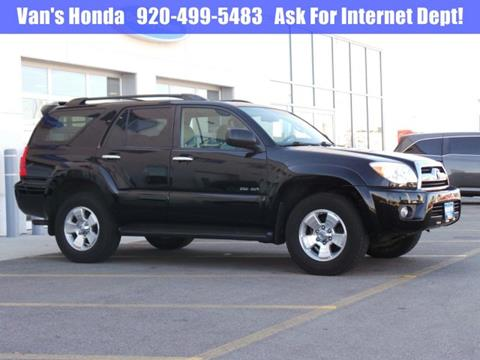 2008 Toyota 4Runner for sale in Green Bay WI