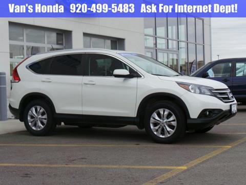 2014 Honda CR-V for sale in Green Bay, WI