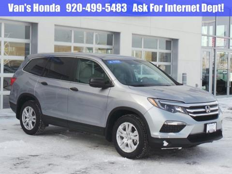 2016 Honda Pilot for sale in Green Bay, WI
