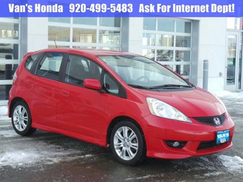 2010 Honda Fit for sale in Green Bay, WI