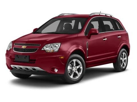 2014 Chevrolet Captiva Sport LT for sale at VAN'S HONDA in Green Bay WI