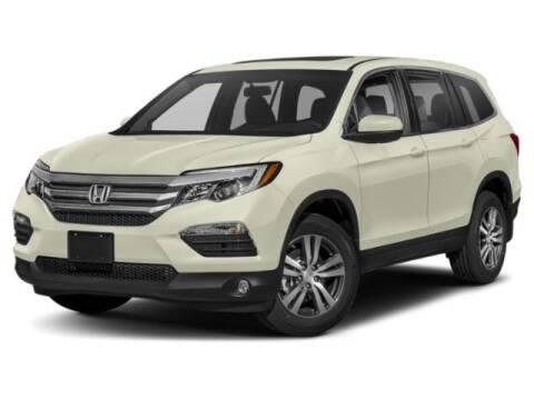 2018 Honda Pilot EX-L for sale at VAN'S HONDA in Green Bay WI