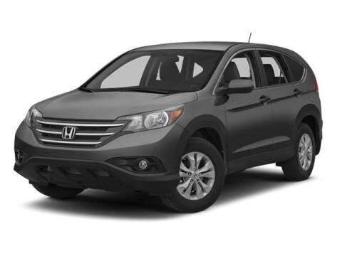 2013 Honda CR-V EX for sale at VAN'S HONDA in Green Bay WI