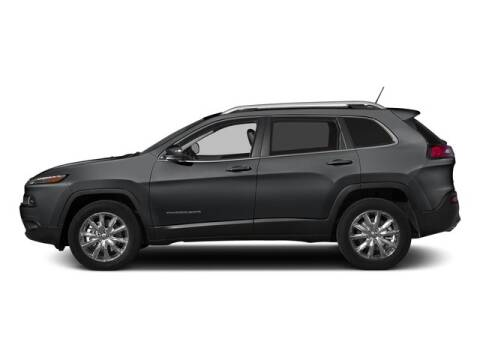 2015 Jeep Cherokee Latitude for sale at VAN'S HONDA in Green Bay WI