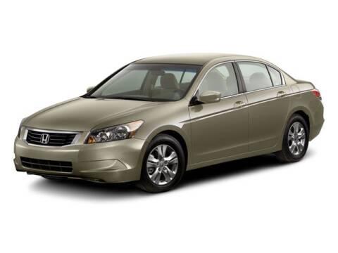 2010 Honda Accord LX-P for sale at VAN'S HONDA in Green Bay WI