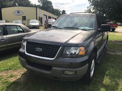 2003 Ford Expedition for sale in Garner, NC