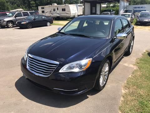 2012 Chrysler 200 for sale in Garner, NC