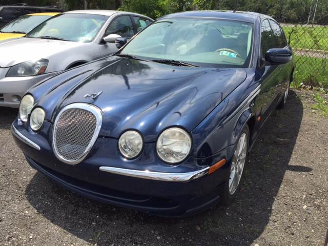 jaguar s type for sale in new jersey. Black Bedroom Furniture Sets. Home Design Ideas