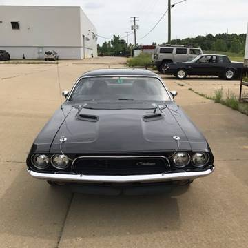 1973 Dodge Challenger for sale in Macomb, MI