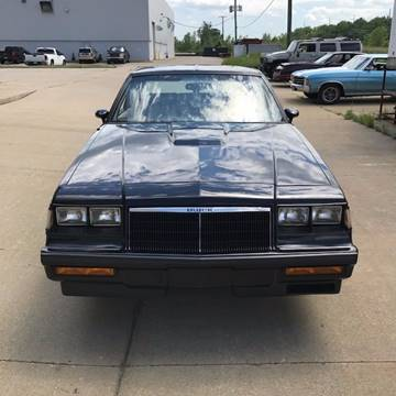1986 Buick Grand National for sale in Macomb, MI