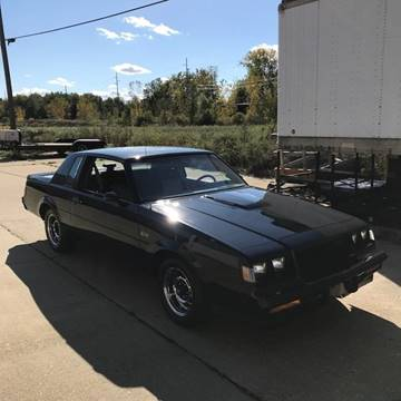 Buick Grand National For Sale In Grand Rapids MI Carsforsalecom - Grand buick grand rapids