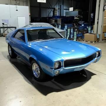 1968 AMC AMX for sale in Macomb, MI
