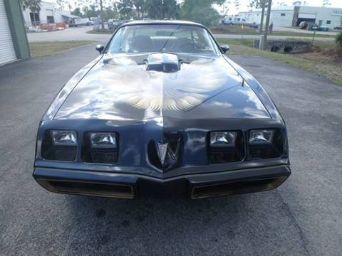 1980 Pontiac Firebird Trans Am for sale in Macomb, MI
