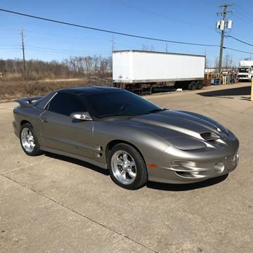 2000 Pontiac Firebird Trans Am for sale in Macomb, MI
