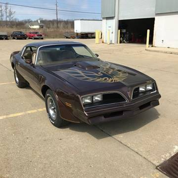 1977 Pontiac Trans Am for sale in Macomb, MI