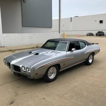 1970 Pontiac GTO for sale in Macomb, MI