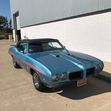 1971 Pontiac Le Mans for sale in Macomb, MI