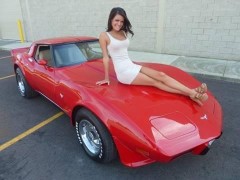 1979 chevrolet corvette for sale in macomb mi. Black Bedroom Furniture Sets. Home Design Ideas