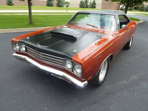 1969 Plymouth Roadrunner for sale in Macomb, MI