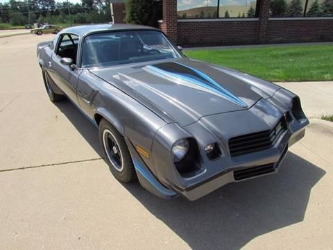 1980 Chevrolet Camaro for sale in Macomb, MI