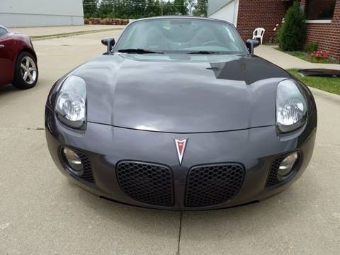 2010 Pontiac Solstice for sale in Macomb, MI