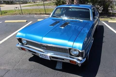 1971 Chevrolet Nova for sale in Macomb, MI