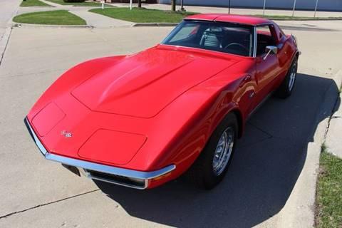 1971 Chevrolet Corvette for sale in Macomb, MI