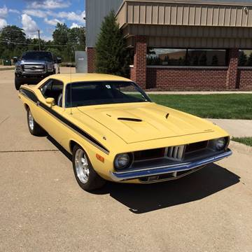 1974 Plymouth Barracuda for sale in Macomb, MI