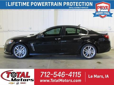 2014 Chevrolet SS for sale in Le Mars, IA