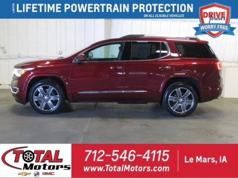 Used Gmc Acadia For Sale In Iowa Carsforsale Com