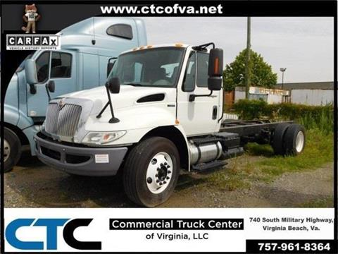 2011 International 4300 for sale in Windsor, NC