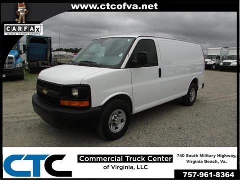 2012 Chevrolet Express Cargo for sale in Windsor, NC