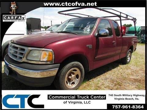 1999 Ford F-150 for sale in Windsor, NC