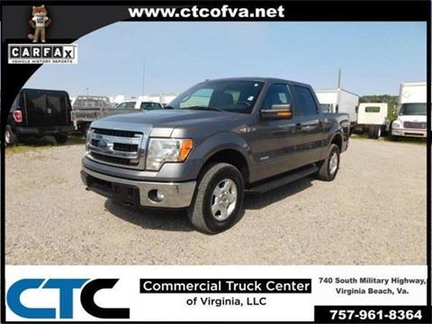2014 Ford F-150 for sale in Windsor, NC