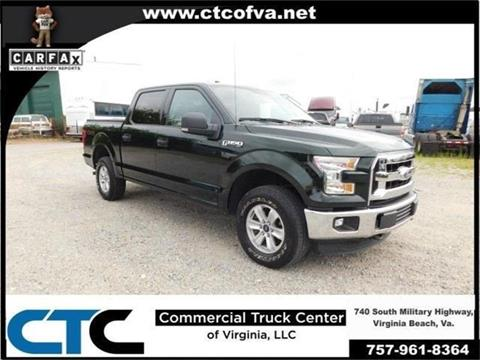 Used 2015 Ford F 150 For Sale In North Carolina