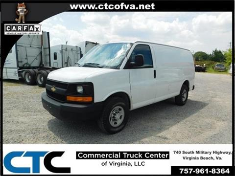 2015 Chevrolet Express Cargo for sale in Windsor, NC