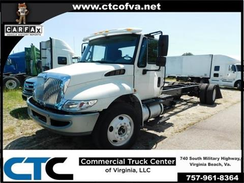 2012 International 4300 for sale in Windsor, NC