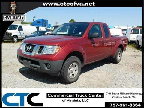 2015 Nissan Frontier for sale in Windsor, NC