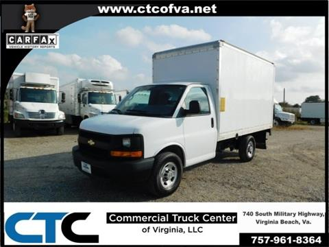 2014 Chevrolet Express Cutaway for sale in Windsor, NC