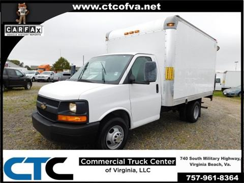 2012 Chevrolet Express Cutaway for sale in Windsor, NC