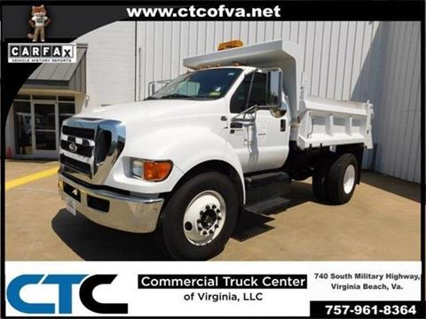 2015 Ford F-650 Super Duty for sale in Windsor, NC